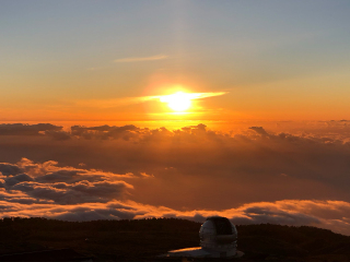LaPalma_Mountain_Telescope_Sunset_16_9