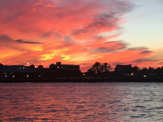 Curacao_Willemstaad_Skyline_Sunset_16_9