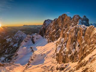 Österreich_Dachstein_Sunset_16_9_(c)_Shutterstock