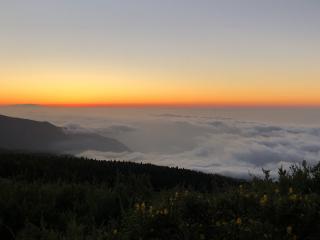 Teneriffa_LaOrotava_Teide_Clouds_Sunset_16_9