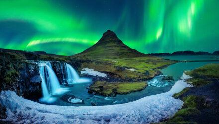 Nordlicht_Island